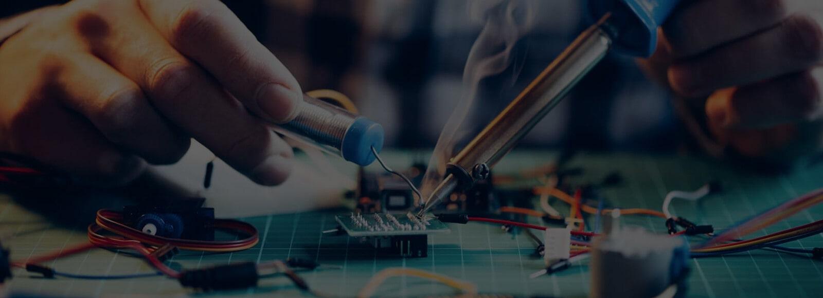 réparation composants
